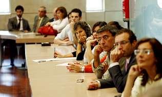 Los empresarios proponen a la Xunta un pacto por el turismo