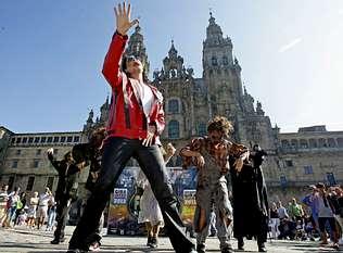 La gira de homenaje a Mickael Jackson llega a Santiago