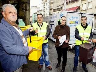 Campaña de reciclaje individual O25C10F1