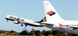 Aterriza de emergencia un avión de la ruta Lavacolla-Lanzarote