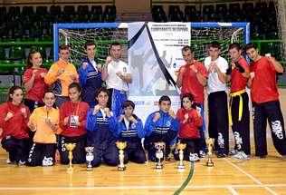 El Club Kempo logró 13 trofeos  en el Nacional de artes marciales