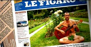 Un gallego-suizo arrasa con la canción de la crisis
