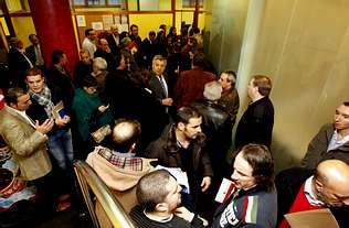 Los hosteleros se vuelcan en las elecciones a su c�pula directiva