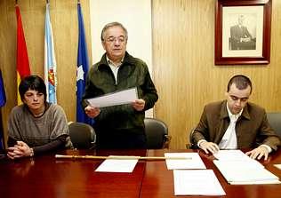 Val do Dubra afronta el pago de 380.000 euros con fondos de obras y tesorería