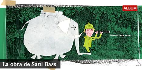 Obra de Saul Bass