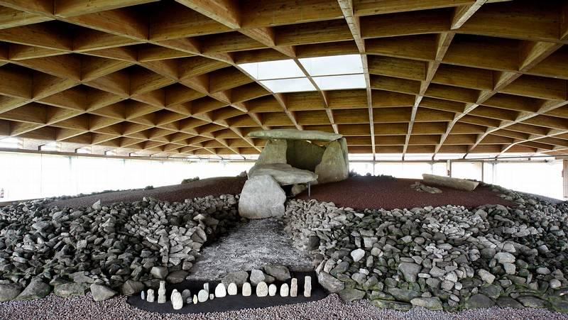 Cabana: la unión armónica de tierra y mar - La Voz de Galicia