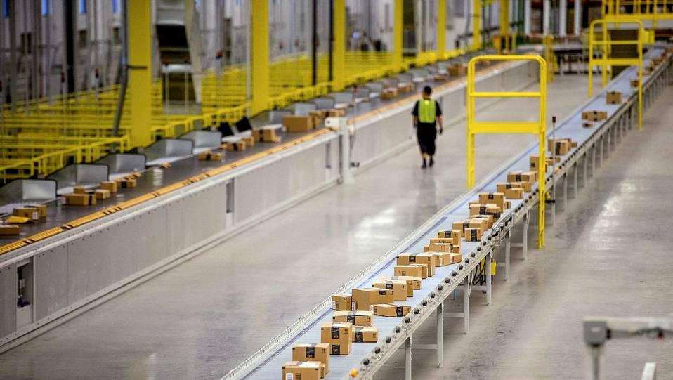 Amazon batirá este martes su récord de pedidos en un día - La Voz de Galicia