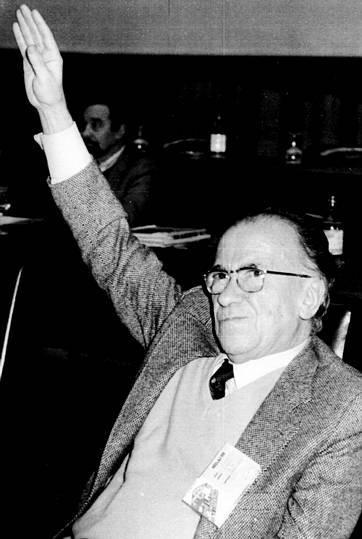 Carrillo, en una foto del archivo de La Voz de Galicia