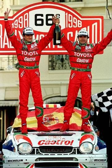 Conexión vintage - Automovilismo: Carlos Sainz
