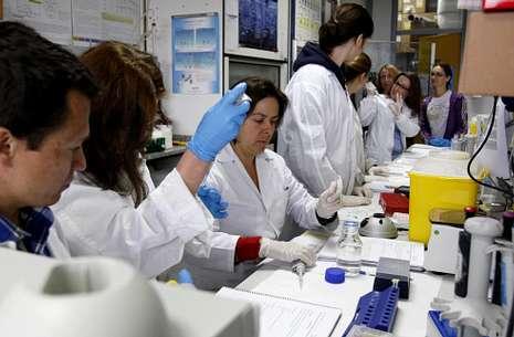 científicos galegos