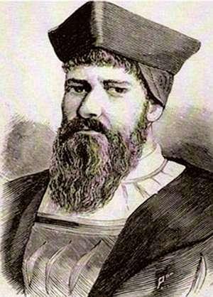 Xoán de Novoa, el descubridor.