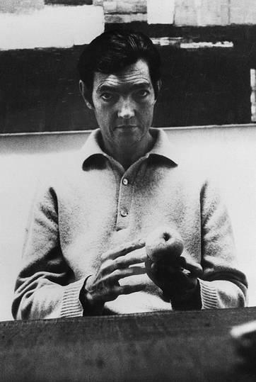 Julio Córtazar en una imagen de archivo de 1968. A. GALVEZ