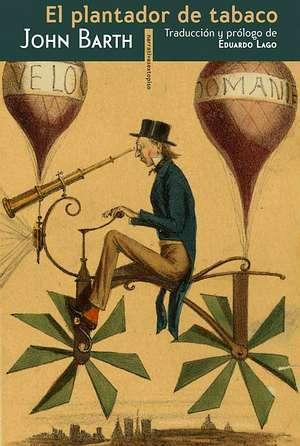 """Cubierta de """"El plantador de tabaco""""."""