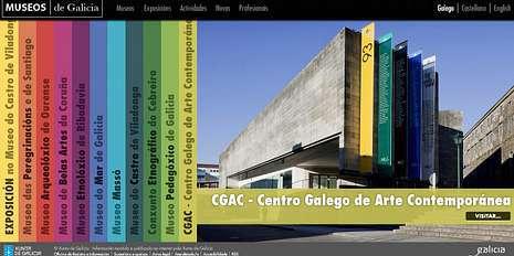 Los museos de Galicia estrenan web para «acercarse» a la sociedad