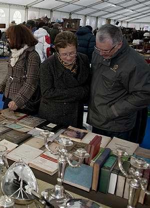 Feria de artesanía de Pontenova