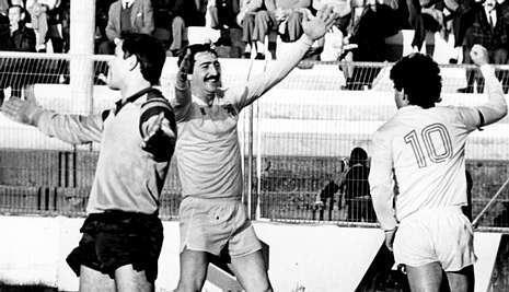Juan Manuel Baleato Iglesias militó en el Compostela que entrenaba Arsenio Iglesias en Tercera División.
