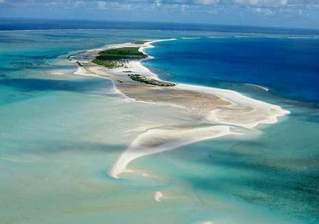Las islas de Cargados Carajos, un topónimo sorprendente en el Índico.