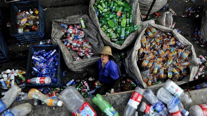 el Reciclaje de Plástico se ha