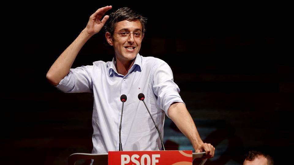Congreso Extraordinario del PSOE (Julio de 2014) Efe_20140616_211336924