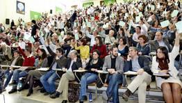 En la asamblea no faltaron voces cr�ticas con el papel hegem�nico que la UPG desempe�a en el Bloque FOT�GRAFO: XO�N A. SOLER