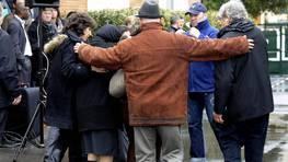 La Fiscalía de París, haciendo valer sus competencias en materia antiterrorista, se ha hecho cargo de la investigación por asesinato y tentativa de asesinato de esos tres hechos, que se sospecha que están vinculados FOTÓGRAFO: ERIC CABANIS/POOL | EFE