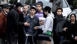 Los colegios de confesión judía y musulmana serán objeto igualmente de una vigilancia especial estos días FOTÓGRAFO: JEAN-PHILIPPE ARLES | REUTERS