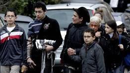 La escuela judía Ozar Hatorah se sitúa en el número 33 de la calle Jules Dalou, en un barrio residencial de chalés FOTÓGRAFO: JEAN-PHILIPPE ARLES | REUTERS