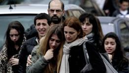 Los muertos son un profesor de hebreo de la escuela y dos de sus hijos, así como la hija del director FOTÓGRAFO: JEAN-PHILIPPE ARLES | REUTERS