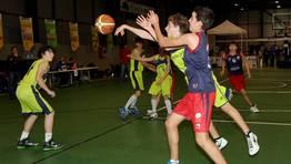 La final infantil masculina sac� la rivalidad Asturias contra Cantabria FOT�GRAFO: MARTINA MISER