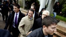 Este jueves se confirm� la oficializaci�n de la imputaci�n del alcalde, acusado de un delito fiscal por haber defraudado 291.000 euros a Hacienda. FOT�GRAFO: �lvaro Ballesteros