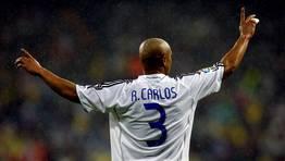 Roberto Carlos, uno de los laterales izquierdos m�s influyentes de todos los cl�sicos. FOT�GRAFO: QUEIMADELOS