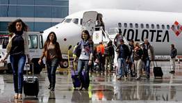 El enlace entre la capital gallega y la ciudad italiana tendrá dos frecuencias semanales. FOTÓGRAFO: Álvaro Ballesteros