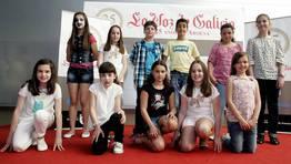 La foto de familia cerr� el acto FOT�GRAFO: MONICA IRAGO