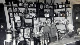 Jes�s Taboada, propietario de Casa Taboada, en Vieiro (Viveiro), a�o 1966. FOT�GRAFO: CEDIDA