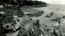 Playas de Covas, Viveiro, d�cada de los 60 del siglo pasado. FOT�GRAFO: ARCHIVO VOZ