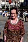 Carmen Beiro reconoci� disfrutar mucho del evento hist�rico FOT�GRAFO: MARCOS GAGO
