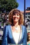 Mª Begoña Nogueira acudió desde A Guarda FOTÓGRAFO: ALEJANDRO D. ROMANO