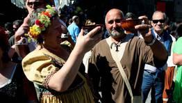 Un gran d�a para las celebraciones FOT�GRAFO: CAPOTILLO