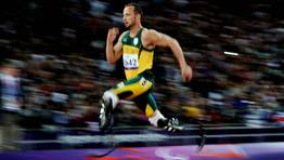 El sudafricano Oscar Pistorius. FOTÓGRAFO: JILIAN STRATENSCHULTE | EFE