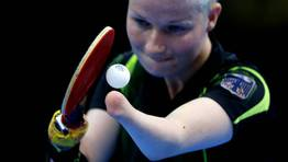 Stephanie Grebe, de Alemania. FOT�GRAFO: ANDREW WINNING | Reuters