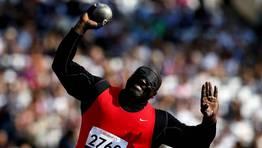 Ronald Carlos Greene, de Trinidad y Tobago. FOTÓGRAFO: STEFAN WERMUTH | Reuters