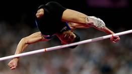 Andy Avellana, de Filipinas, en la prueba de salto de altura. FOTÓGRAFO: STEFAN WERMUTH | Reuters