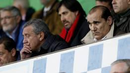 Los presidentes Isidro Silvera y Jos� Mar�a Caneda marcaron un antes y un despu�s en sus clubes. FOT�GRAFO: Jos� Pardo
