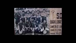 Equipo de f�tbol S.D. Barallobre (Fene), campe�n de la liga comarcal en la temporada 1971-72 FOT�GRAFO: Juan P. R.