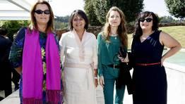 Sisa M�ndez, Maria del Carmen Vila, Teri Campos y Silvia Fraga FOT�GRAFO: JOSE MANUEL CASAL