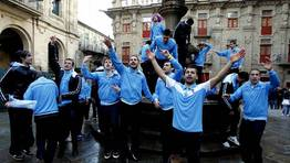 en la actualidad el equipo milita en Tercera tras haber logrado el ascenso la pasada campaña. FOTÓGRAFO: SANDRA ALONSO