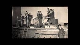 Orquesta Bolero de Ferrol en la d�cada de los sesenta, con el saxofonista cedeir�s Benito do Chev� (primero por la izquierda) FOT�GRAFO: Vicente Fern�ndez Iglesias