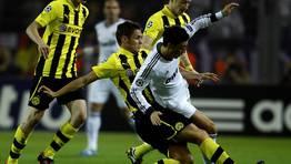 Borussia de Dortmund y Real Madrid jugaron un encuentro trepidante en la tercera joranada de la fase de grupos de la Liga de Campeones. FOT�GRAFO: INA FASSBENDER | REUTERS