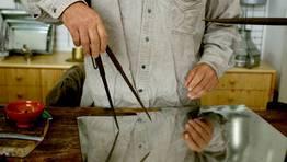 Las manos de un artesano tienen que saber a d�nde llegar FOT�GRAFO: MONICA IRAGO