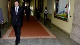 El Valedor do Pobo, Benigno López, presentó su dimisión el 15 de mayo después de unas polémicas declaraciones sobre la independencia. FOTÓGRAFO: Álvaro Ballesteros